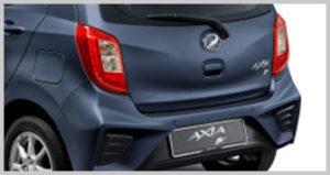 Exterior_19_Axia-gxtra_rear-bumper