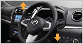 Interior_02_Aruz_adjustable-leather-wrapped-steering