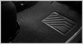 COIL MATS WITH MESH TOP